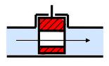 Кран. Схема конструкции затвора крана.