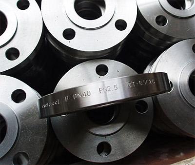 Фланцы стальные плоские приварные ГОСТ 1282 -8