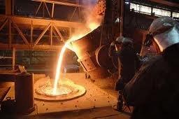 Процесс центробежного литья деталей вращения